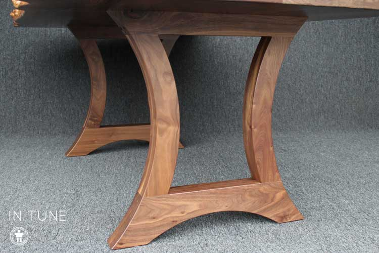 Handmade dining table Tacoma
