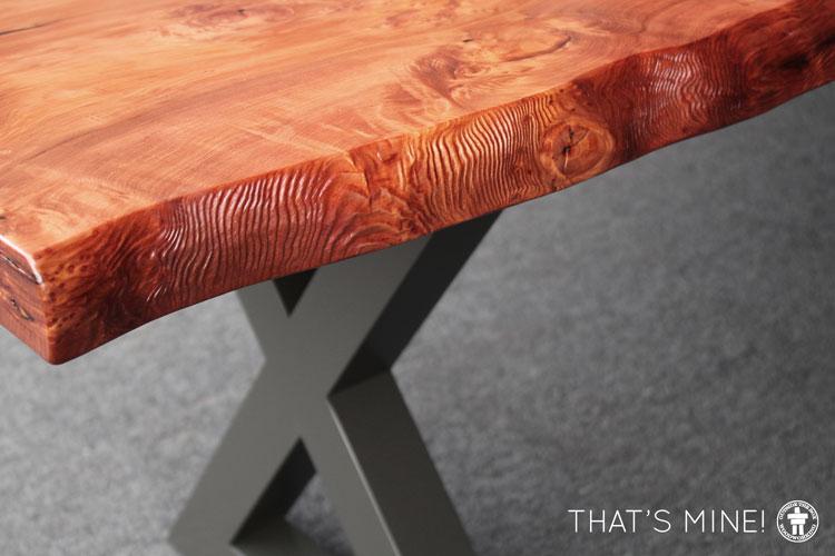 Live edge custom table Seattle