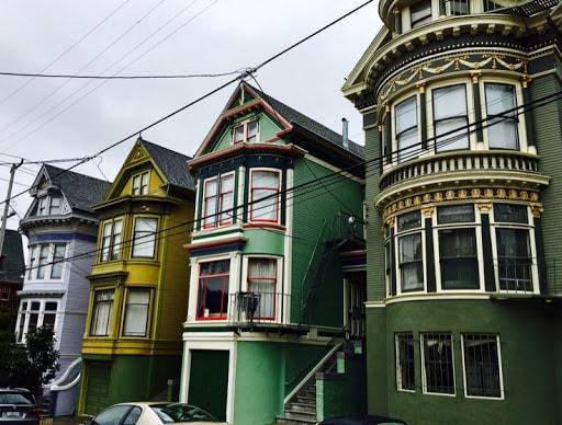 Haight_San Francisco_Sidewalk