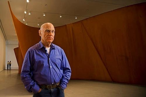 Richard Serra_Sidewalk Blog_What's That