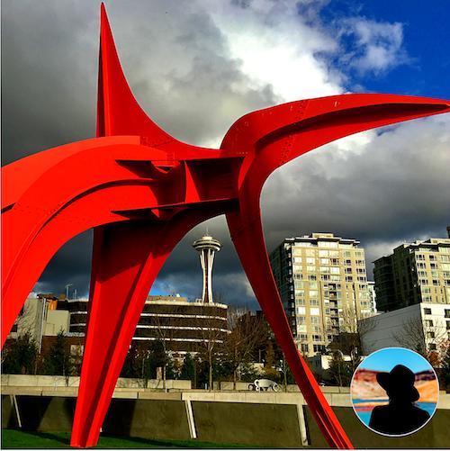 Seattle Art Walk_Sidewalk Blog_What's That