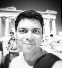 Ayash Basu, Co-Founder & CEO of Loculars