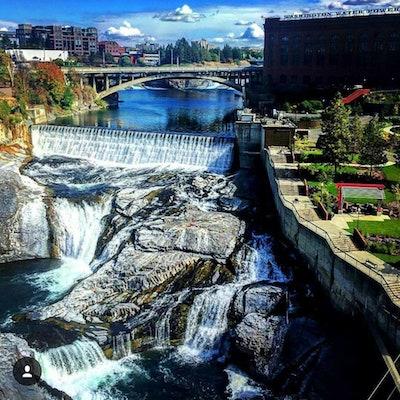 Spokane, Washington is breathtaking. So are the ticket prices.