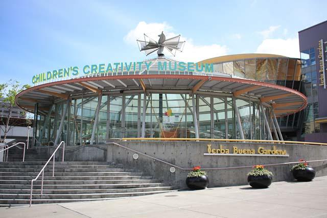 CHILDREN'S CREATIVITY MUSEUM -