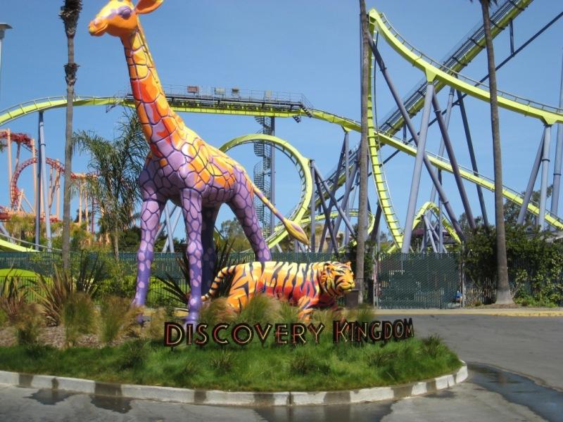 DISOVERY KINGDOM -