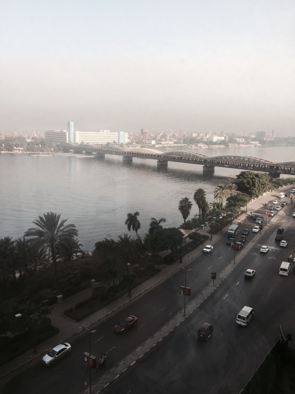 THE RIVER NILE - A major north-flowing river in northeastern Africa as well as the longest river in Africa and in the world.