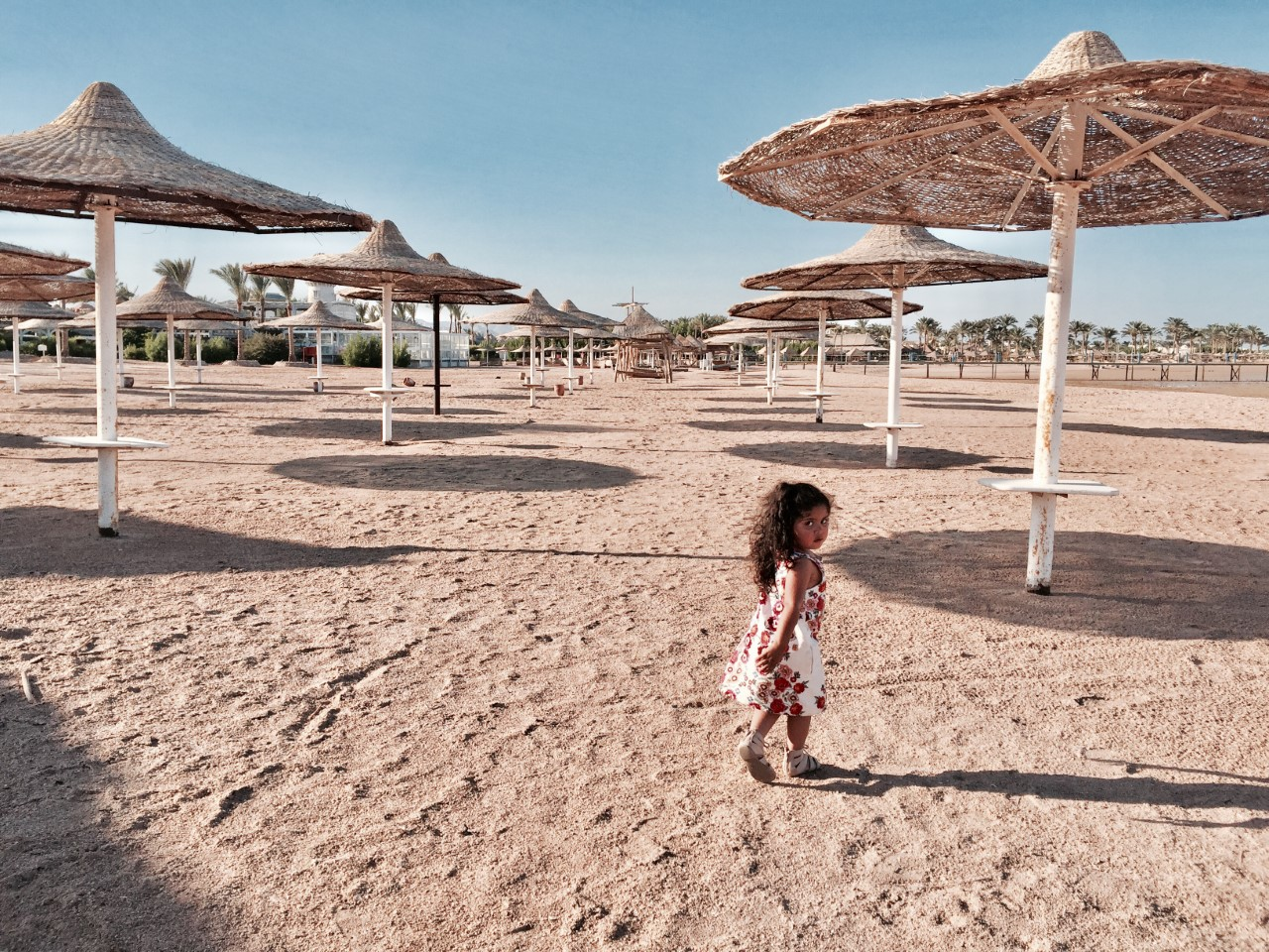 SHARM-EL SHEIK - Egyptian resort town between the desert of the Sinai Peninsula and the Red Sea. It's known for its sandy beaches, clear waters and coral reefs. Perfect place to go relax after the hustle & bustle of Cairo.