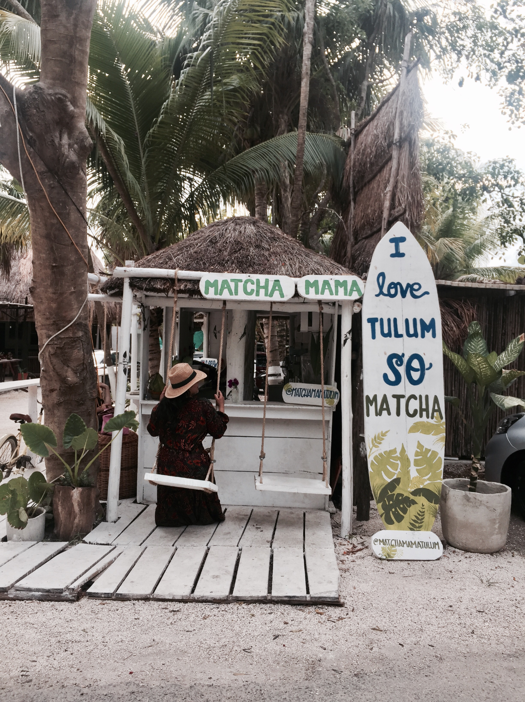 TULUM - A bohemian vibing town full of quaint shops & amazing design.You will easily fall in love with Tulum and will never want to leave. Truly a magical place!#takemebacktotulum