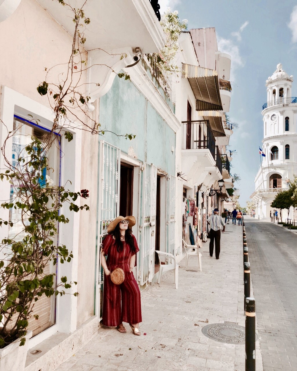 SANTO DOMINGO - The Dominican's republic capital is filled with culture, food & local life. The colonial Zone also known as the french quarter is filled with old french architecture. Santo Domingo leads towards churches, museums, shops and art galleries.