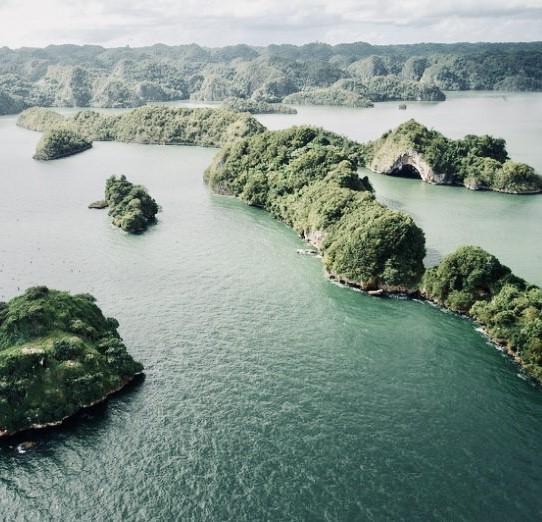LOS HAITES NATIONAL PARK - Crown jewel of the Dominican Republic.One of the most ecological attractions of the Dominican Republic. A dense coastal wet forest in the Southern part of Samana.