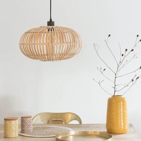 Bamboo Pendant Light