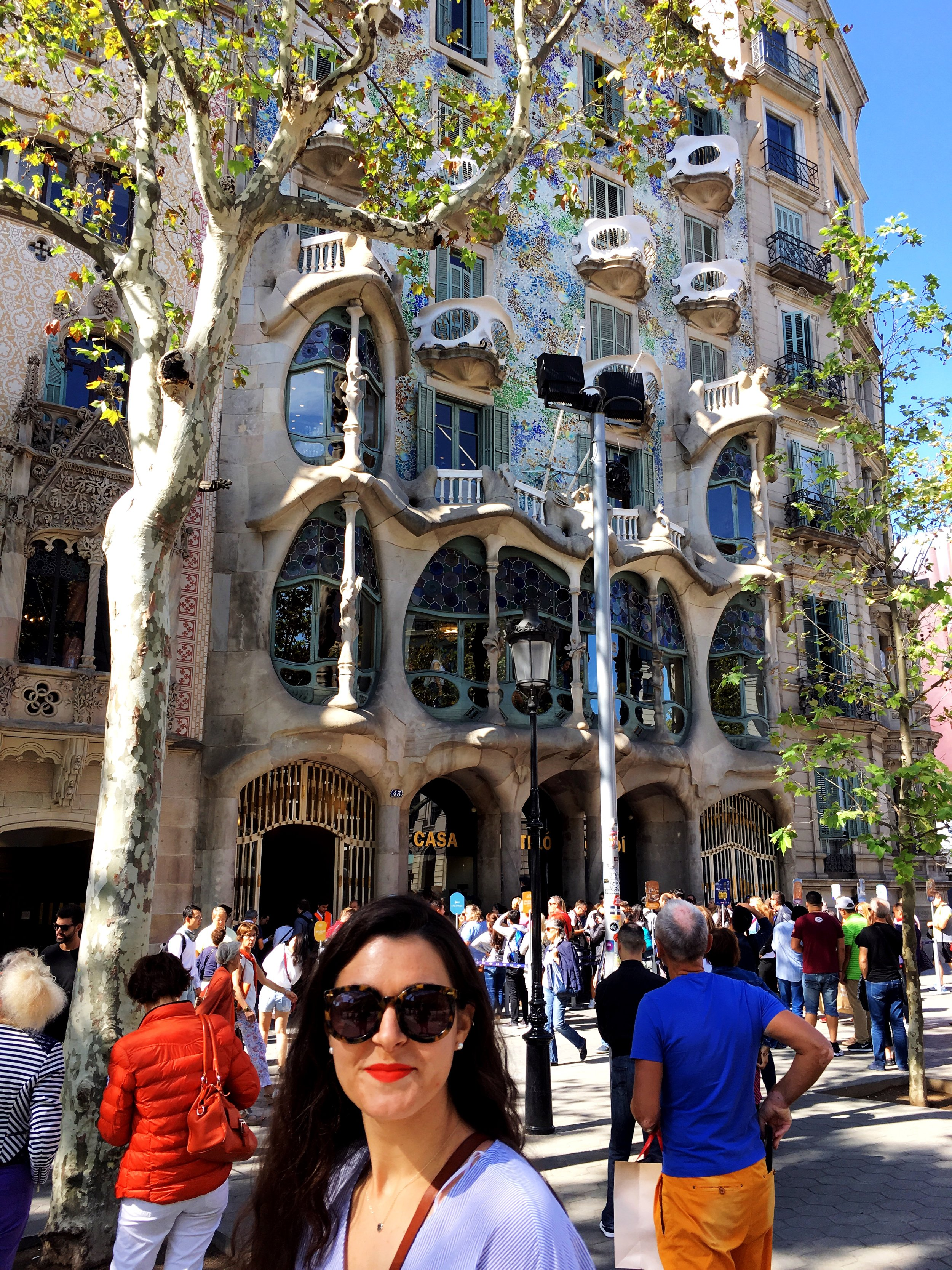 Casa Batlló //  Shop my outfit here