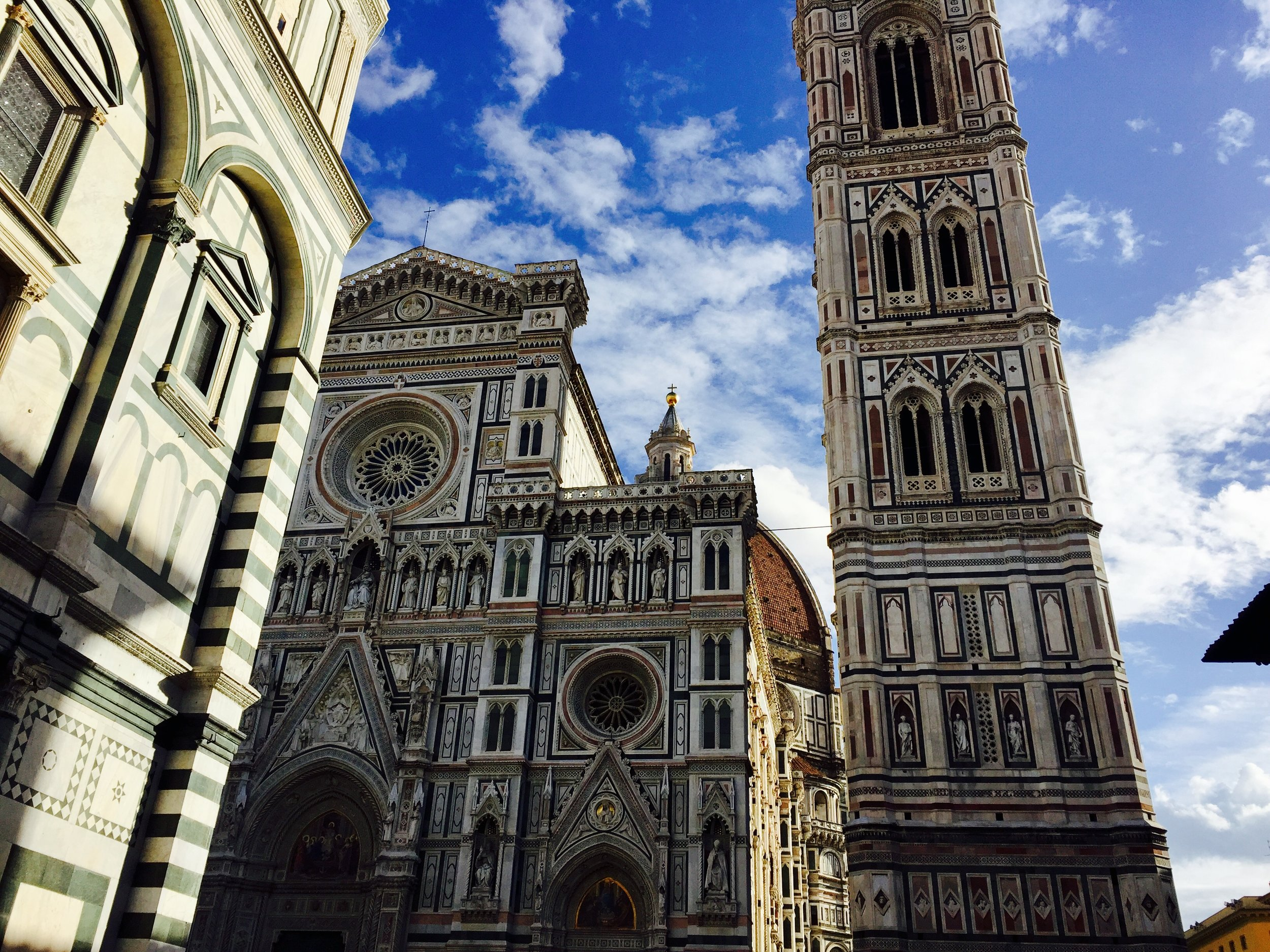 The Cathedral & Duomo