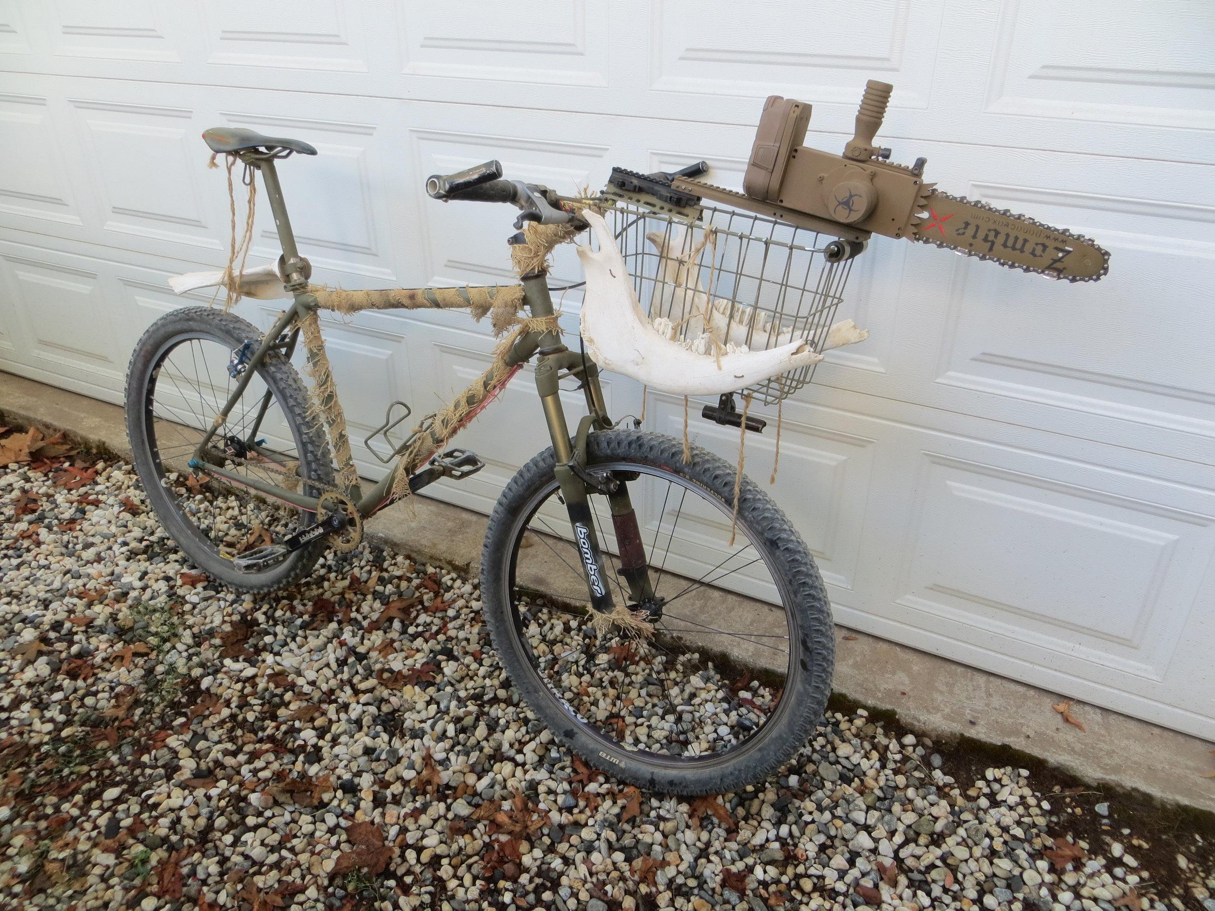Panacea X, X tribe bike