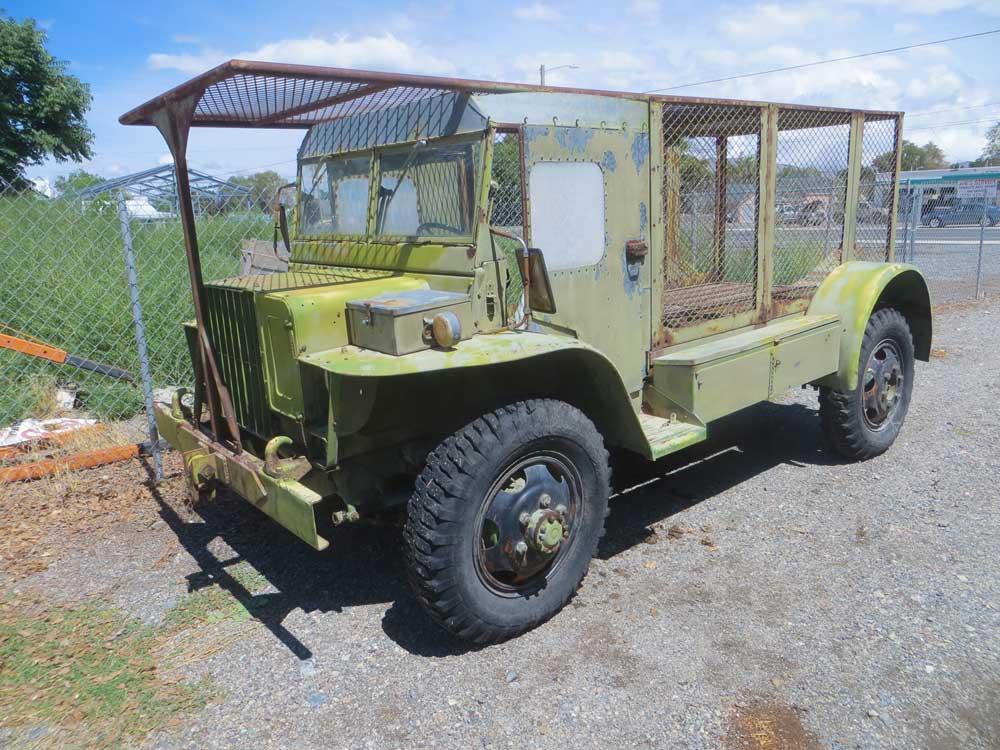 """1943 Ford GTB """"Burma Jeep"""""""