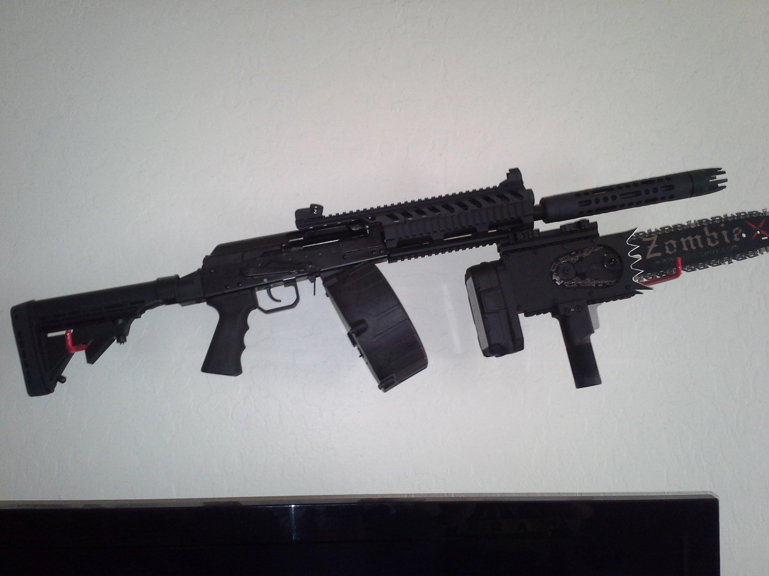 Siaga 12ga and the Zombie X Bayonet.jpg