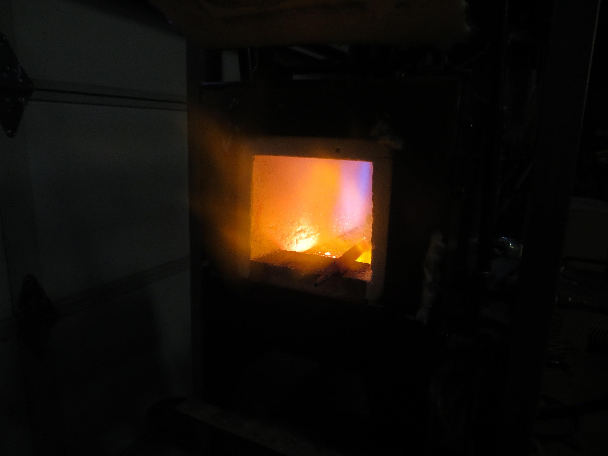 Heating jungle file.