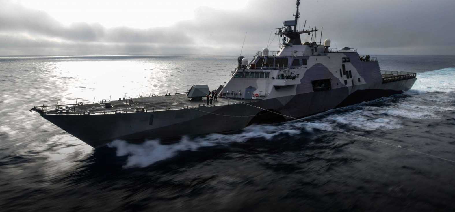 FREEDOM CLASS LCS