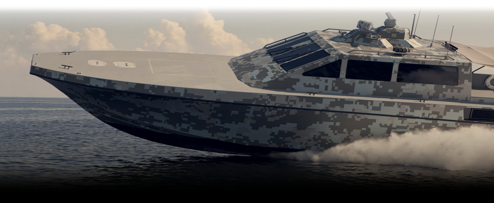 HIGH PERFORMANCE PATROL VESSELS