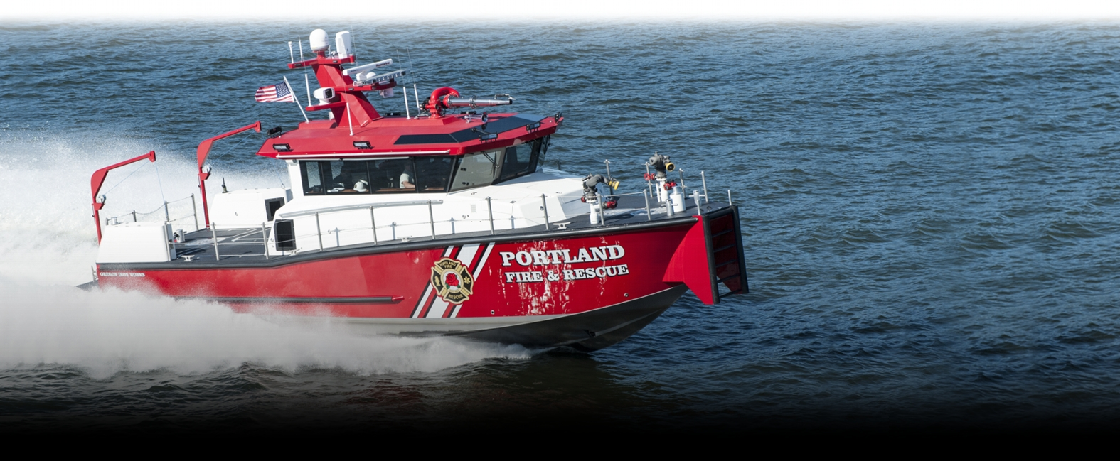 FIRE AND RESCUE BOATS