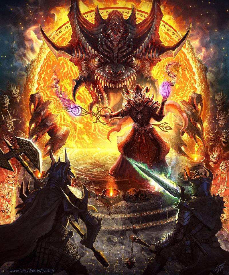 the_summoning_by_larrywilson-db6hp2r.jpg