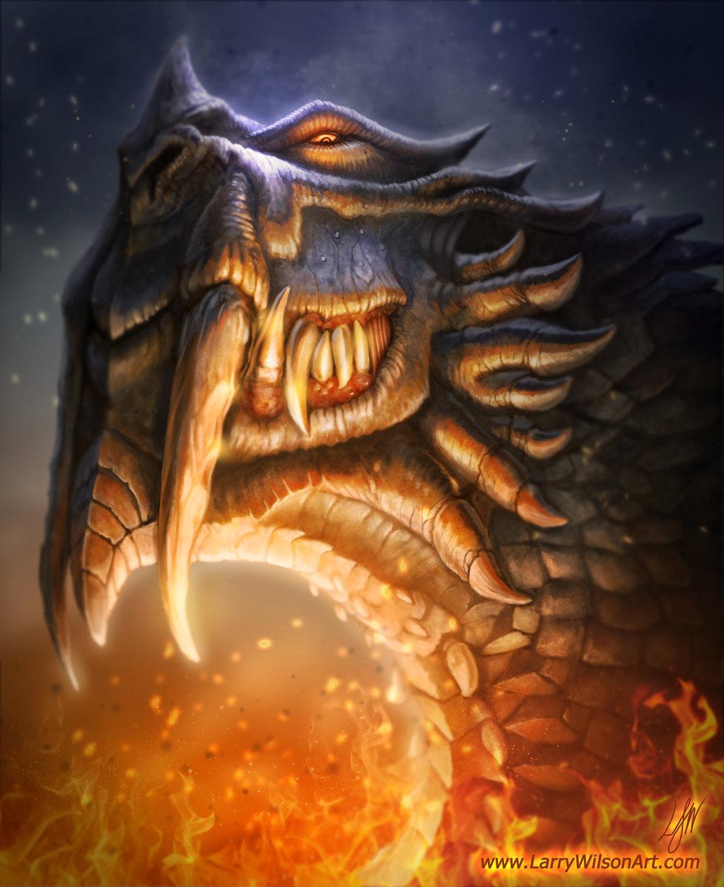 Dragon Lord - Aschlag The Dread Wyrm