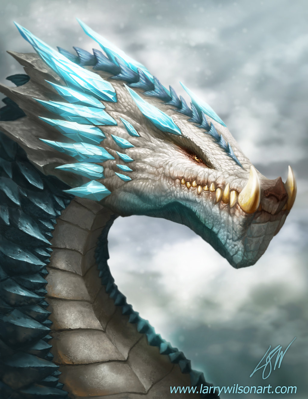 Dragon Lord  - Keeper of the Frozen Wilds
