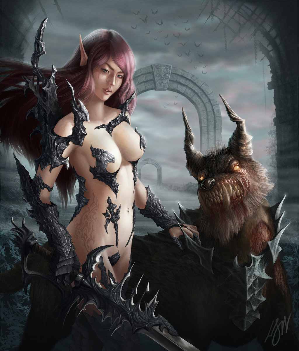 The Fallen - Night Hunters