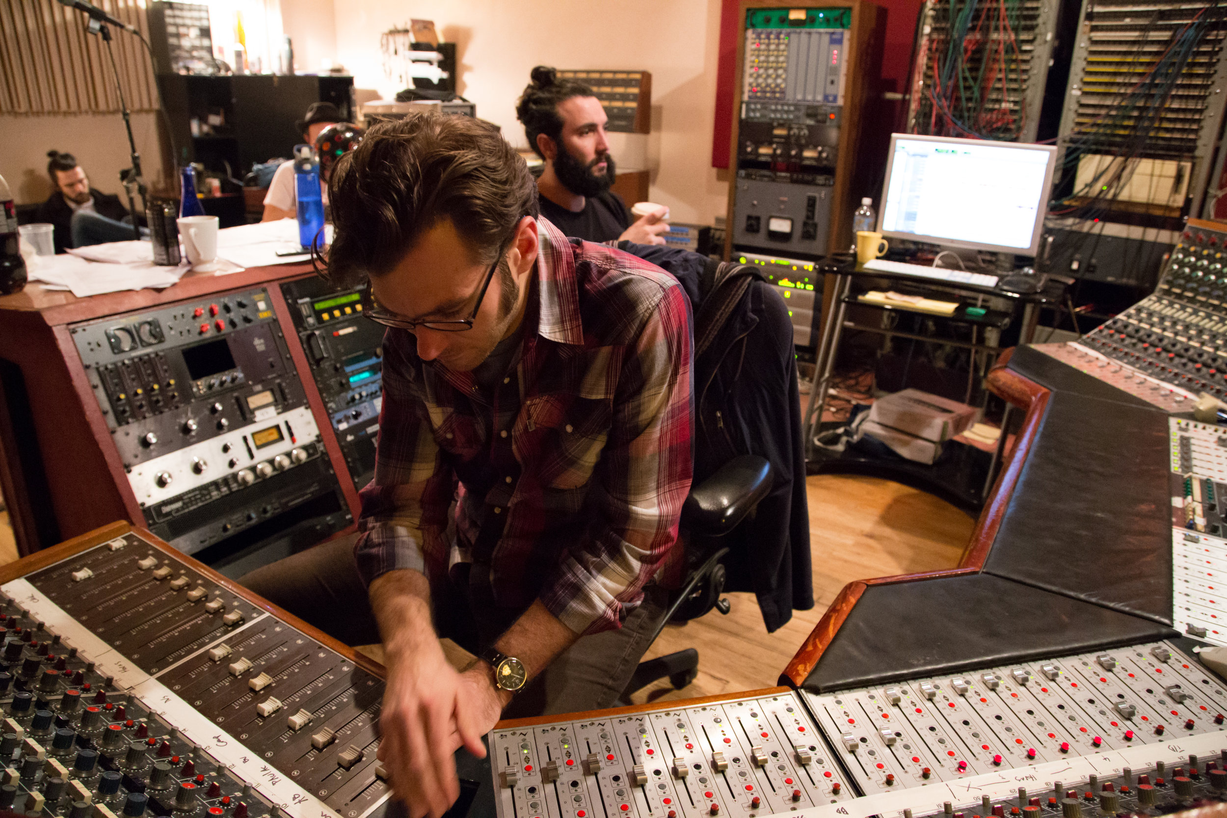 You Made it! You work in music... now what? -