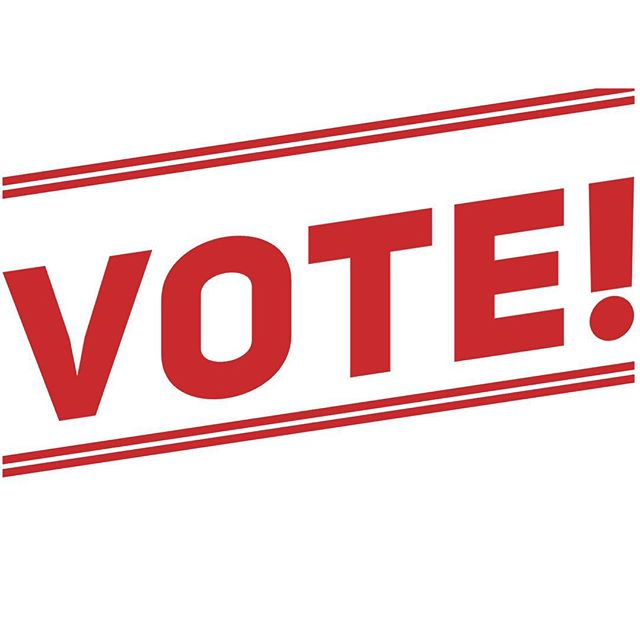 It's time, America! Artists, your job is to VOTE today! ➡️ vote.org if you need help figuring out how. Also, check out @ivotedconcerts for free shows near your today! FREE if you voted, that is... 🇺🇸🇺🇸🇺🇸