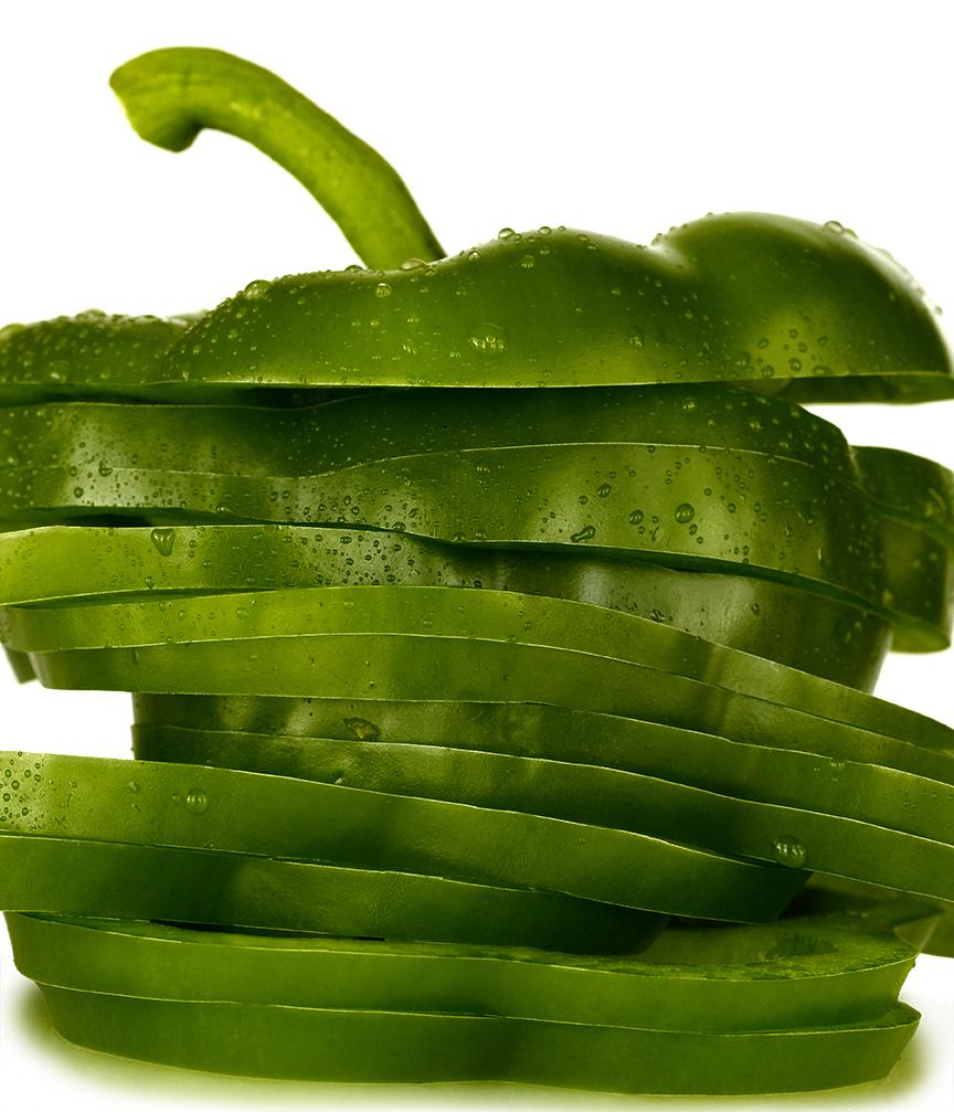 Subway Green Pepper