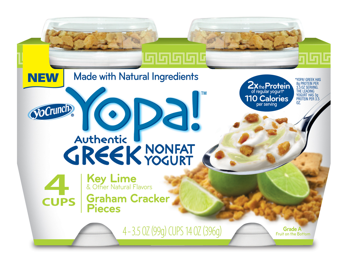 YoCrunch Yopa! Greek Nonfat Yogurt