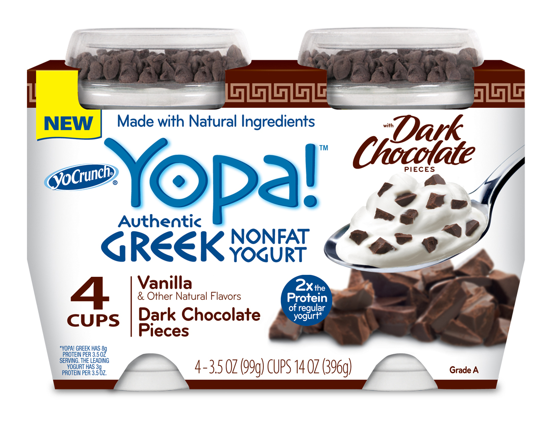 YoCrunch Yopa! Nonfat Greek Yogurt