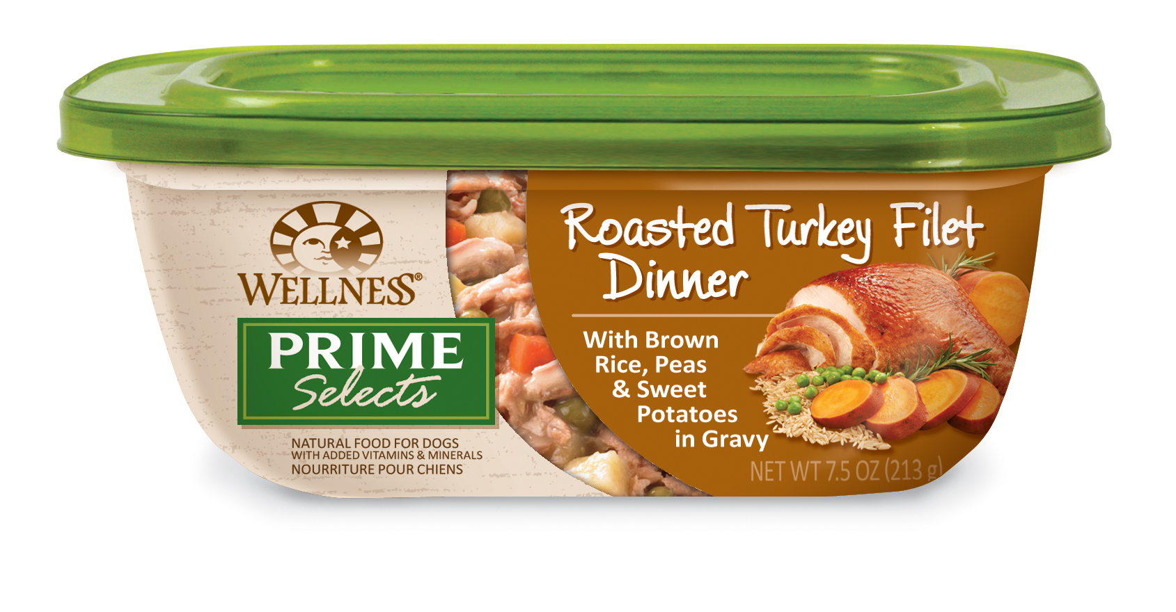 Wellness Prime Selects Dog Food