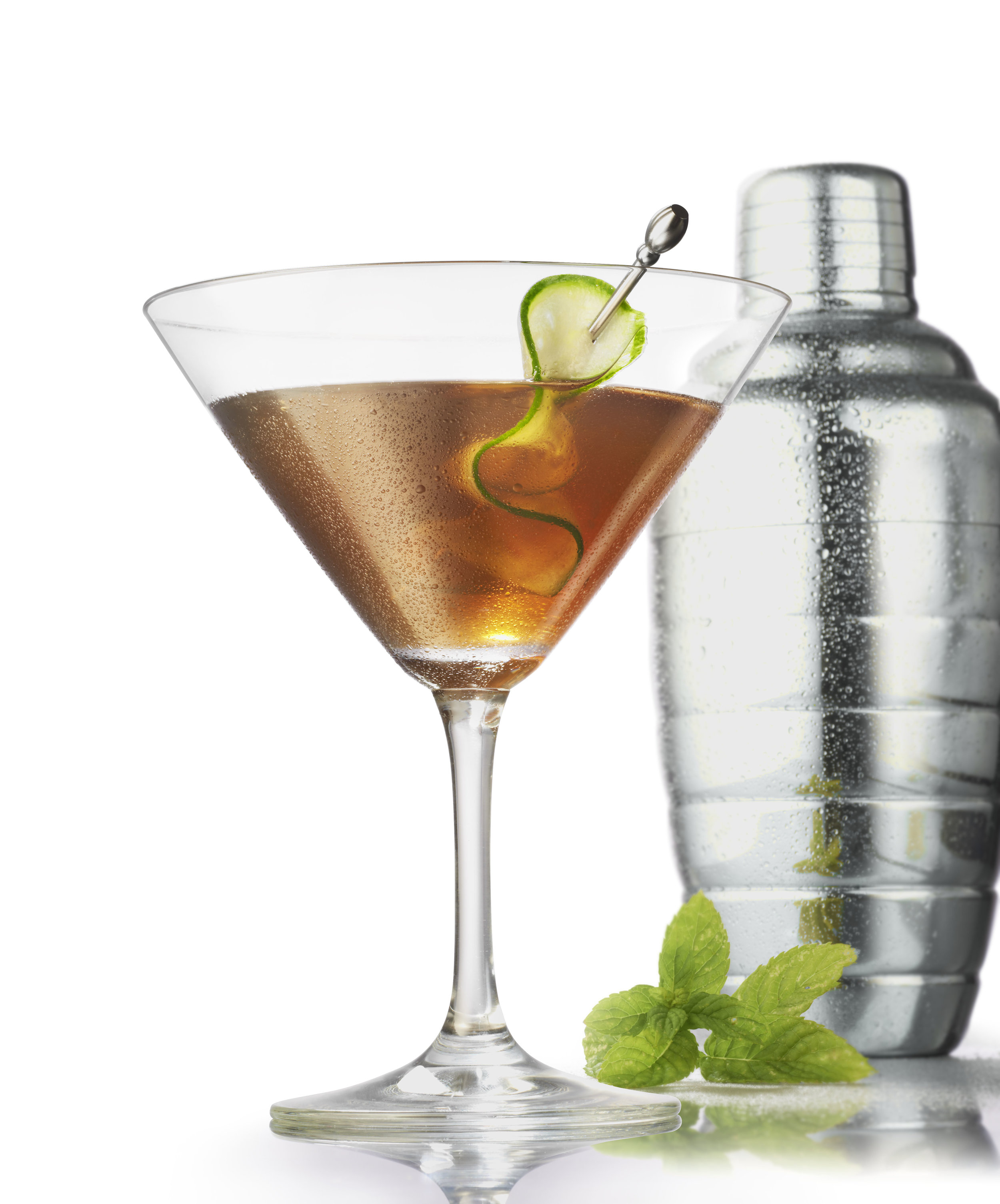 Pimm's Cup Derby Martini