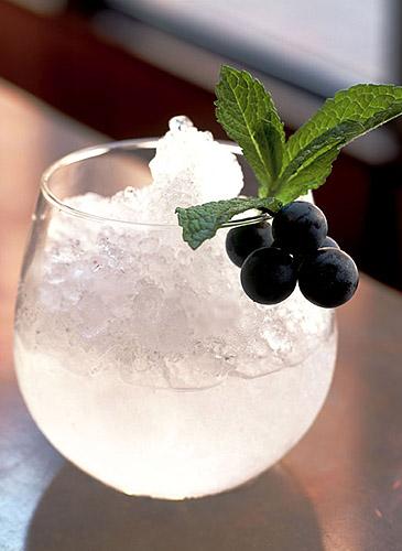 Ciroc Vodka Snapfrost Grape Stinger