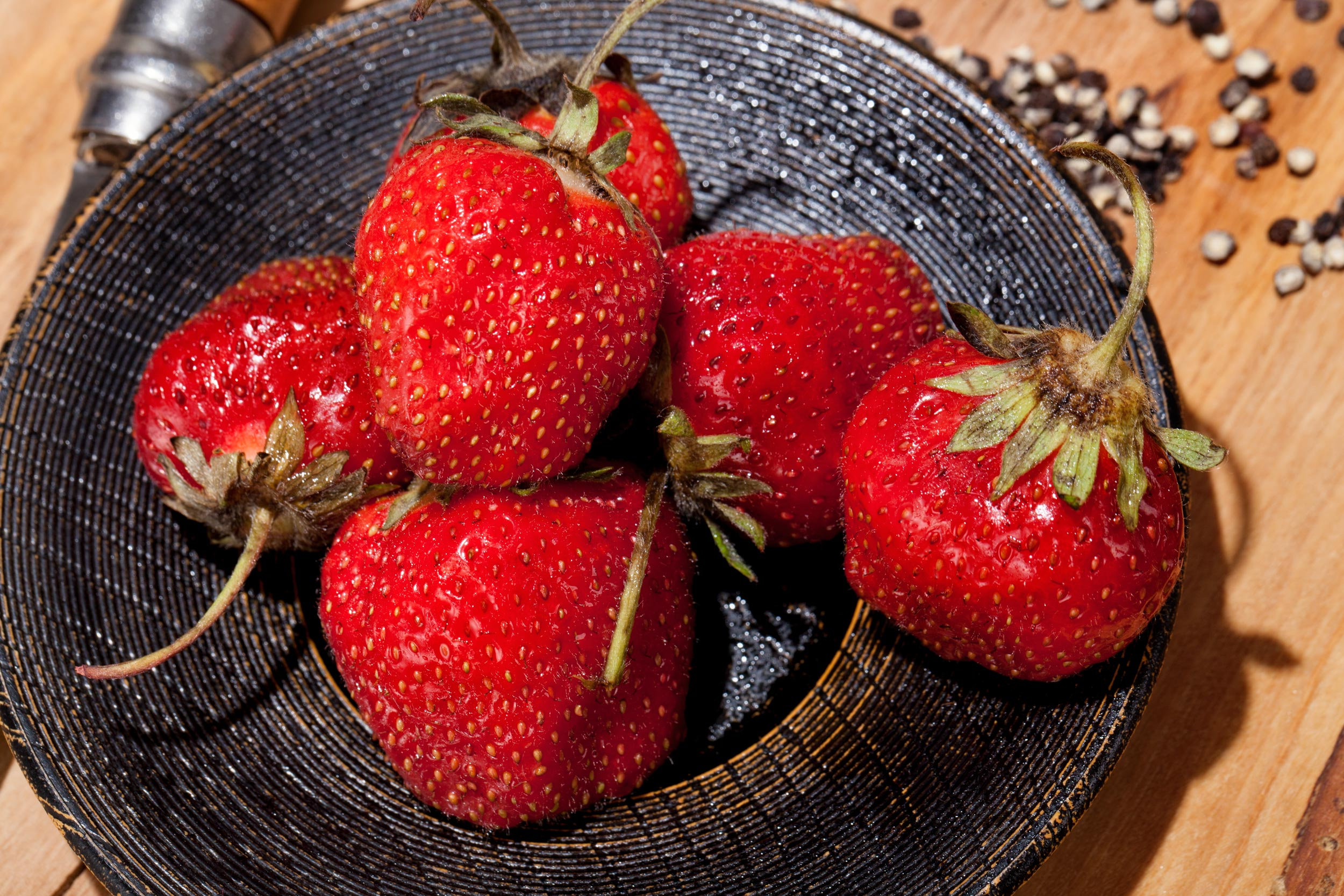 Ketel One Craft Strawberry Detail