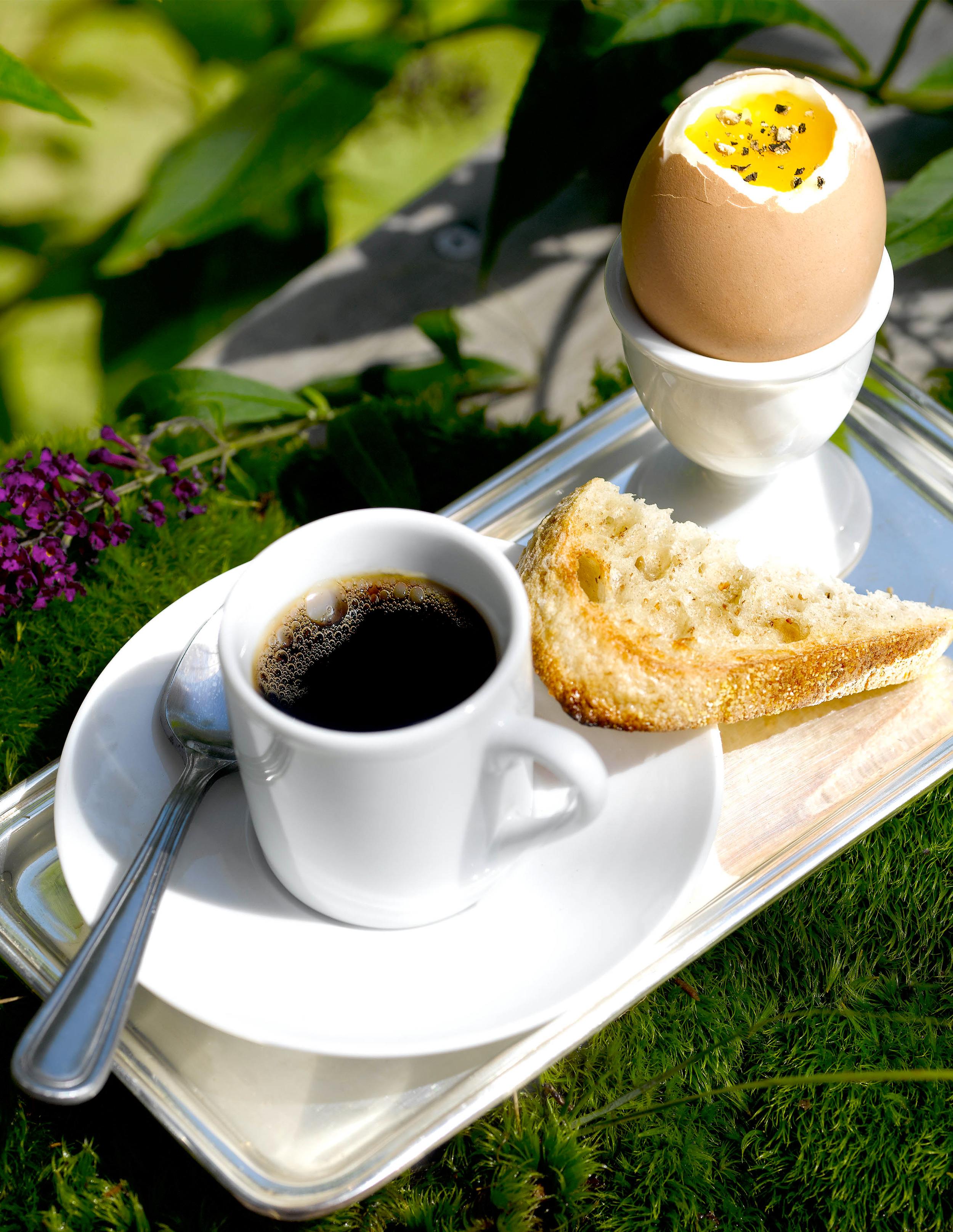 Breakfast; Rhinebeck