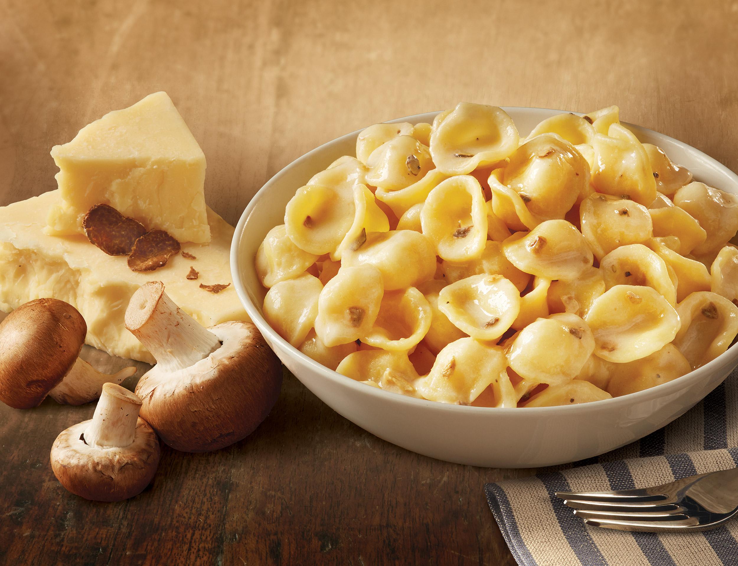 Bear Creek Truffle Mushroom Mac & Cheese