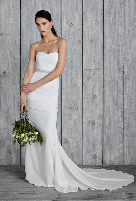 Nicole Miller Bateau Bridal Boutique Anchorage Alaska,Pink And Gold Wedding Dress