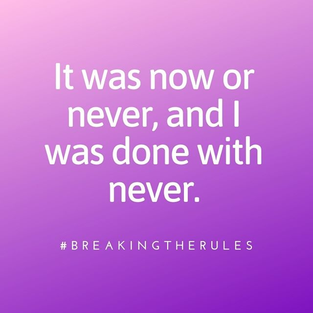 👀💖 #breakingtherules #getready #almosthere #yaromance #goodreads #bookstagram #amreading