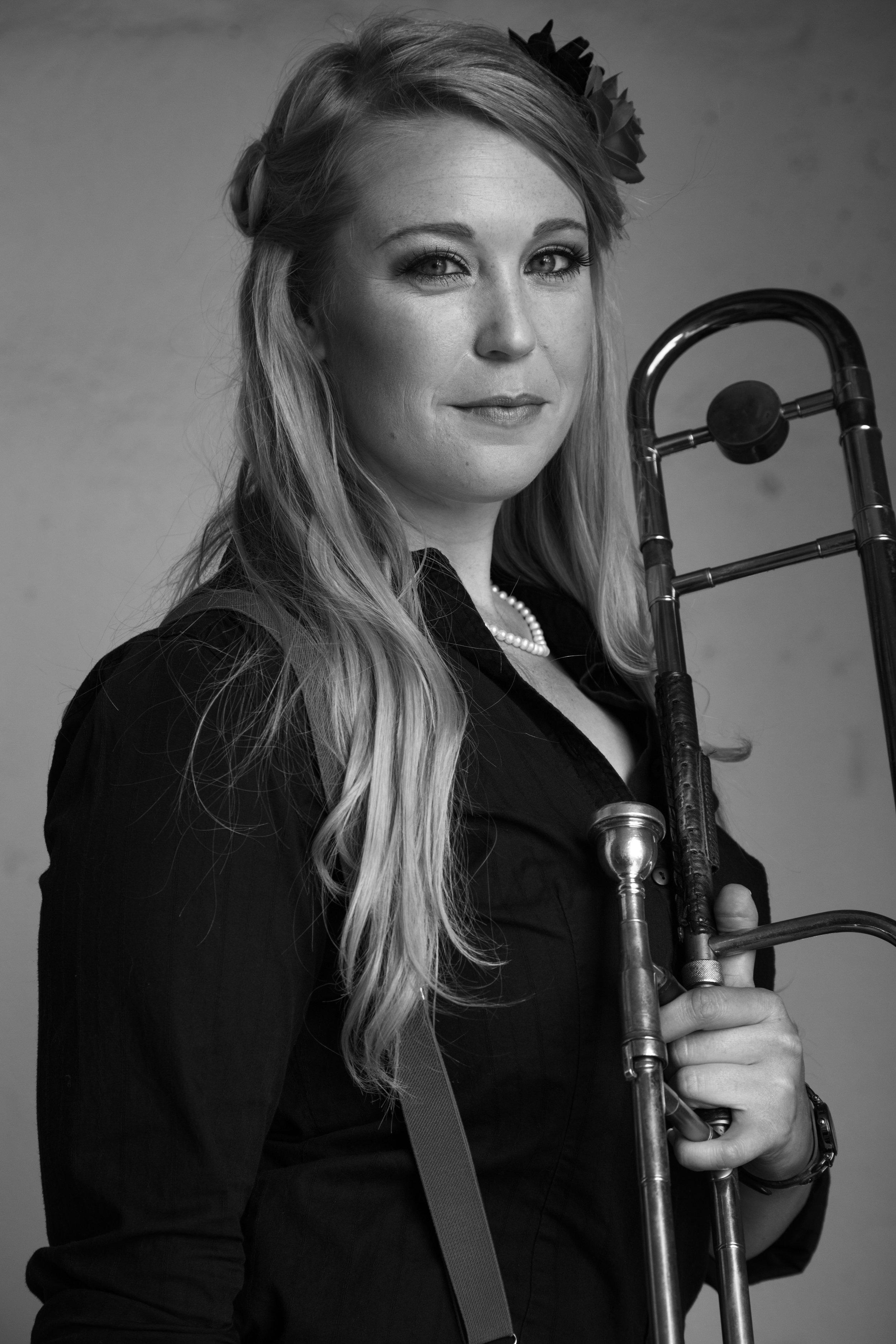 Lindsay McMurray - The Band Leader