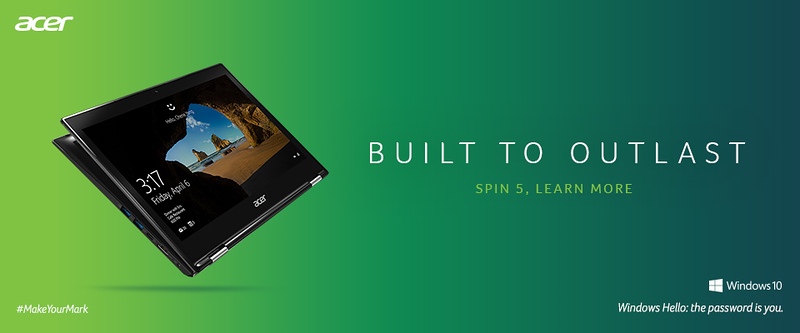 This blog was in partnership with Acer.