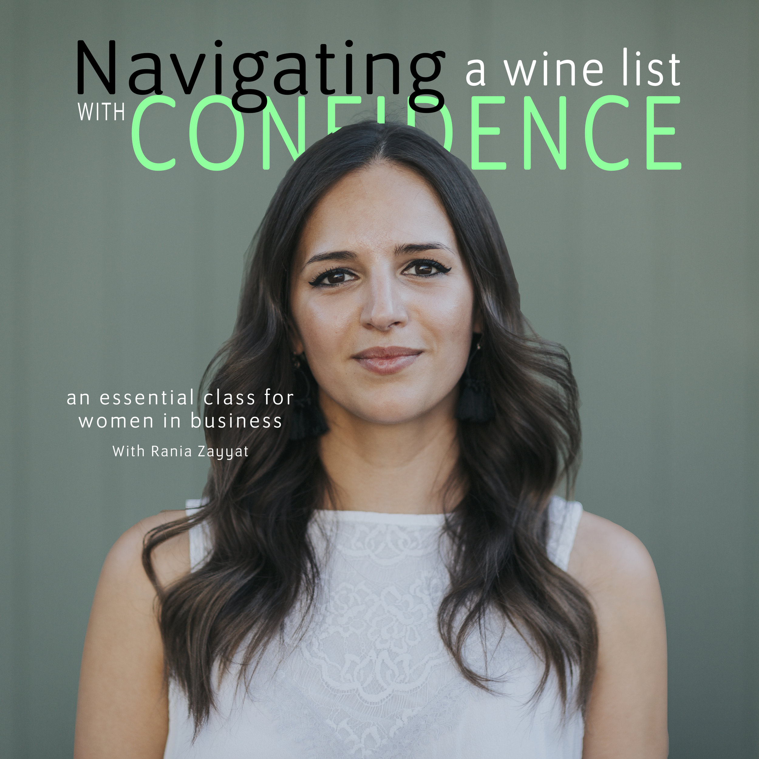 Navigating a wine list with confidence -