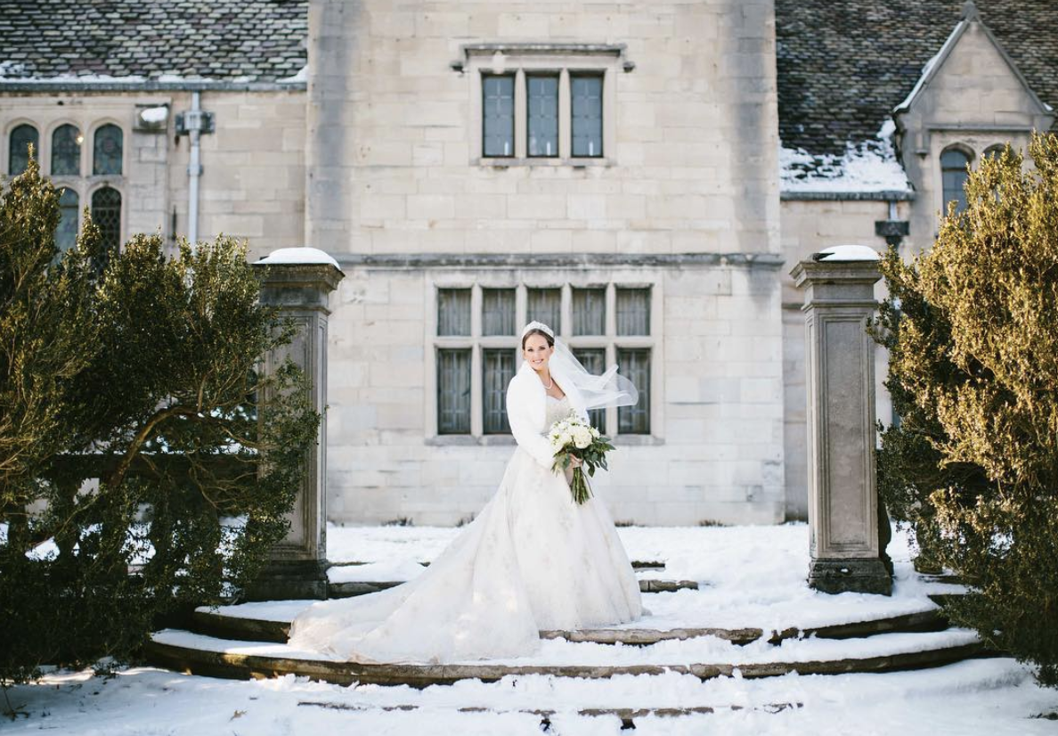 Photographer:  Courtney Elizabeth Photography  | Venue:  Hartwood Acres Park
