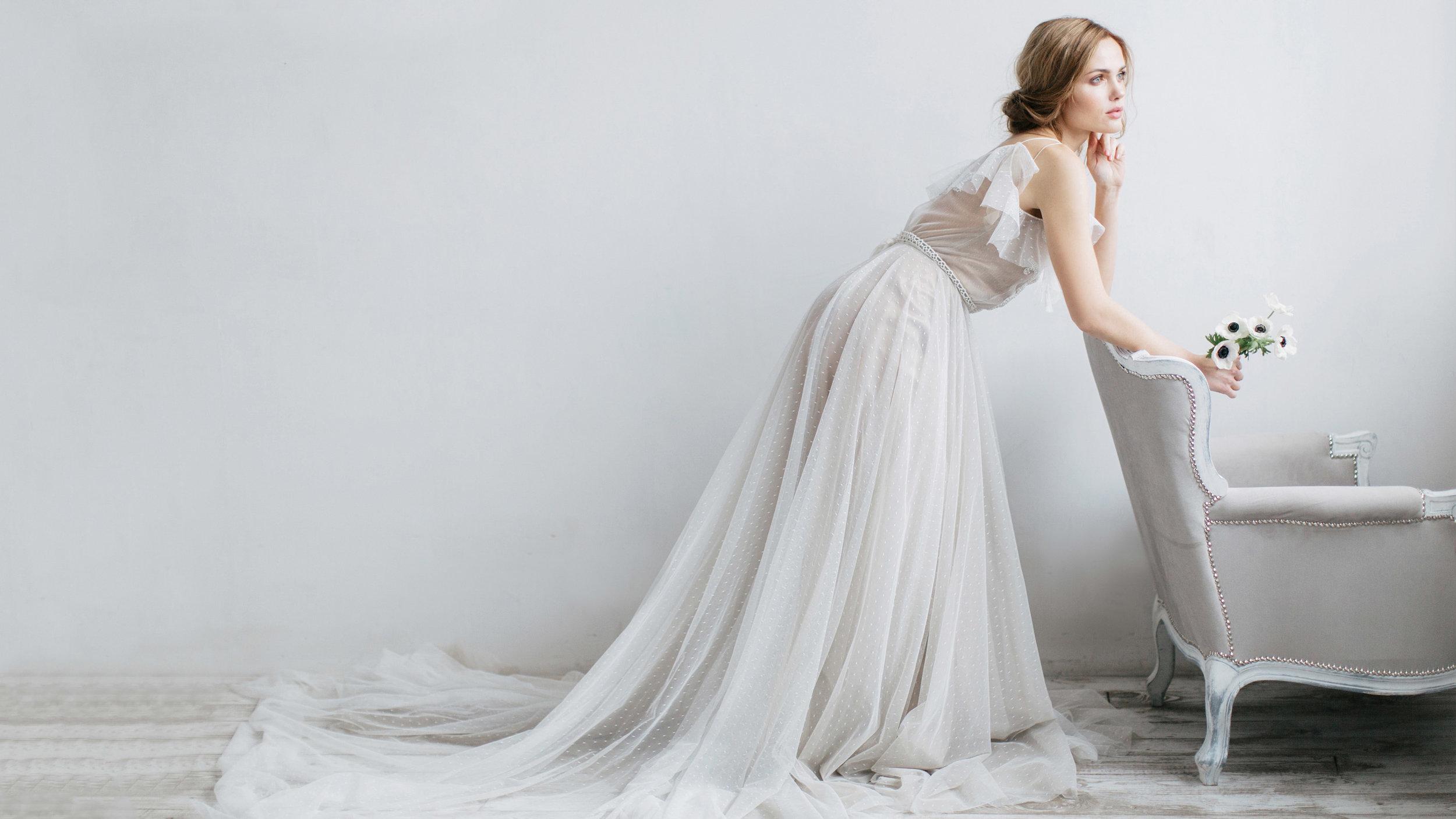- The New Art of Bridal Gown ShoppingBy: Natalia & Tatiana of Luxx-Nova