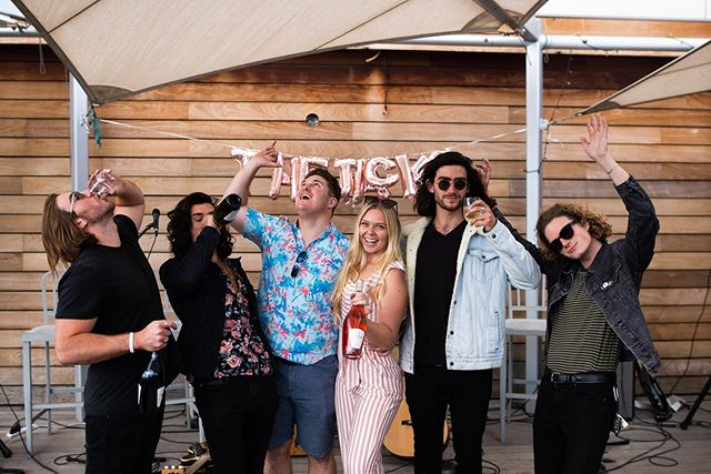 Thank you to all of our Allocation Members and Fearless Friends who came out to sip vino and jam with us this weekend in Santa Monica! 🥂We had the best time and can't wait to celebrate with you all again next year! 🎸 . . . . . 📸: @i.wake