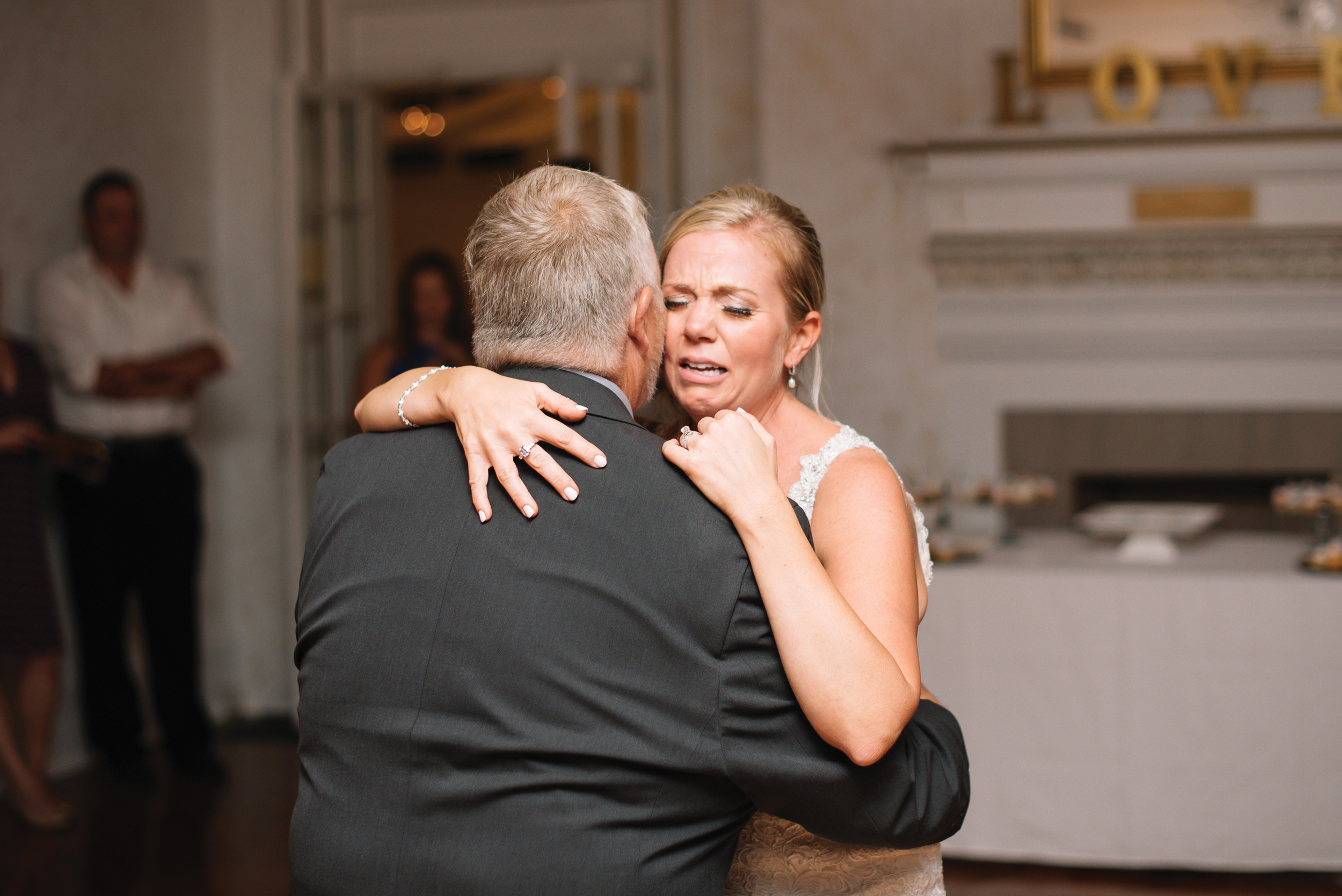 There was SO MUCH love at this wedding. It was truly a special event.