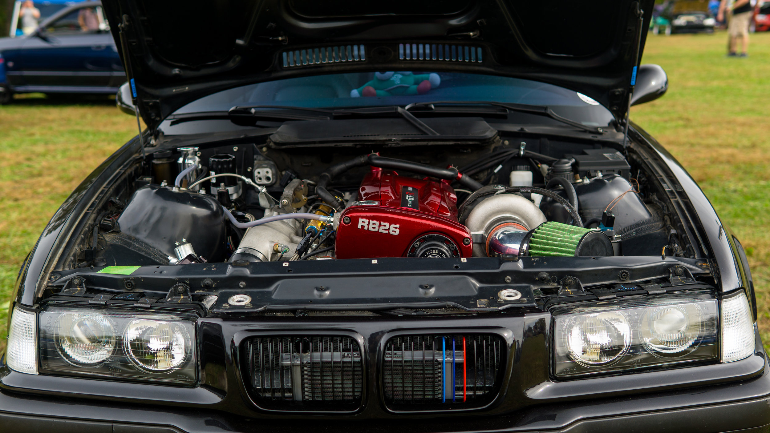 RB26 Swapped BMW