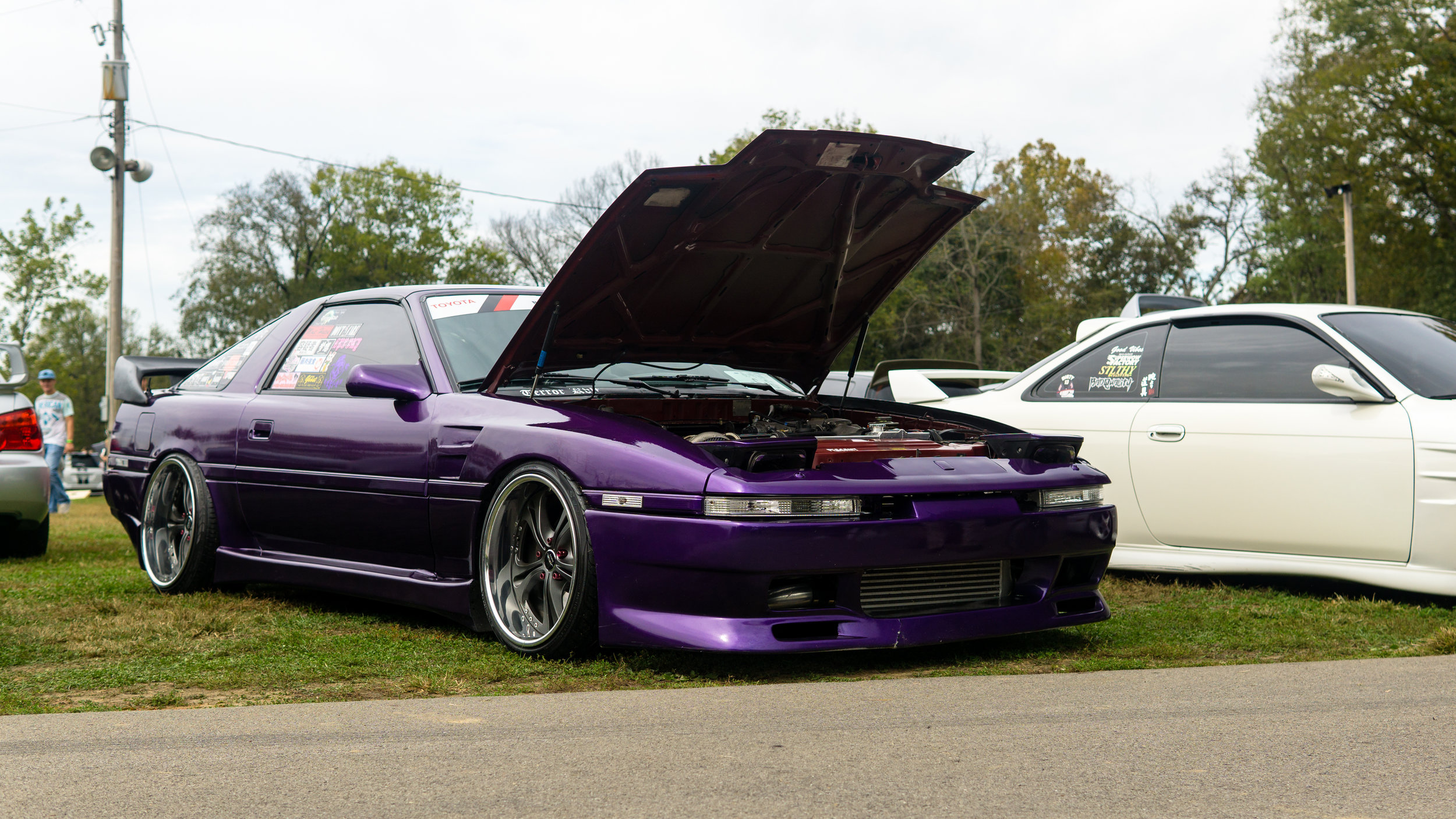 Super clean older supra